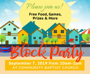 Block Party AD image