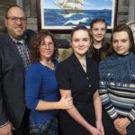 Gordon Horton 2019 Family Photo